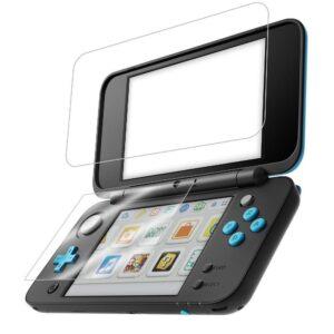 Nintendo 2DS XL Härdat glas skärmskydd Screenprotector