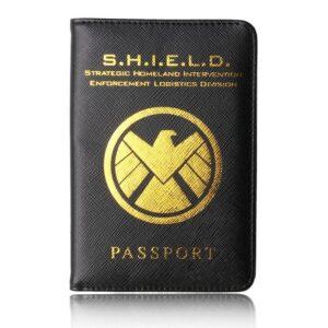 RFID Skydd - Passfodral Marvel S.H.I.E.L.D