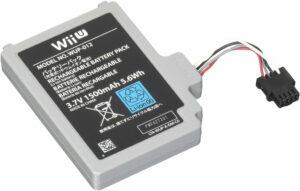 Batteri till Nintendo Wii U 1500mAh