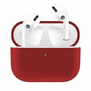 Silikonskal fodral för Apple Airpods PRO Brun