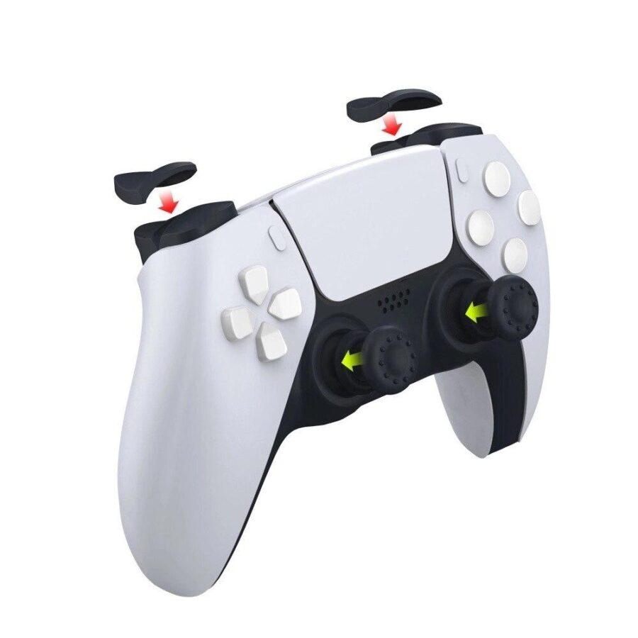 Silikongrepp till triggers PS5 Handkontroll