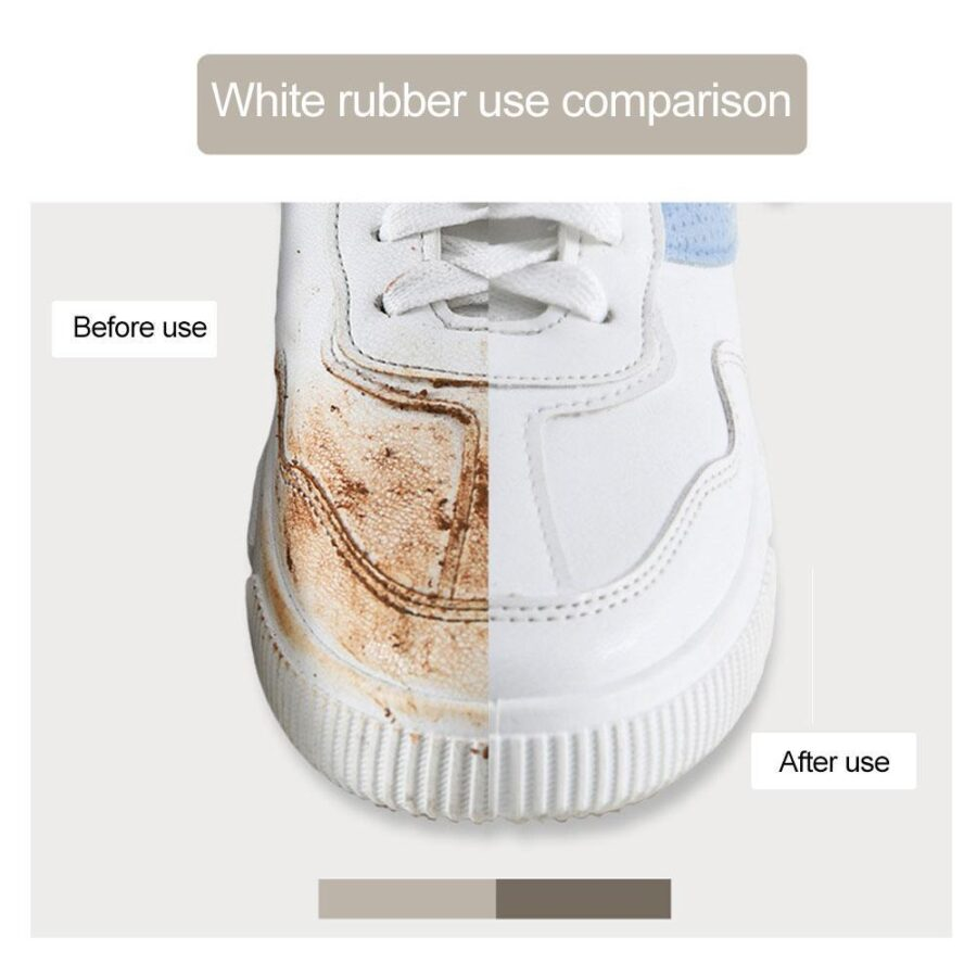 Radergummi för Skor - Rengör dina skor Rosa